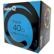 Descafeinado Delta 40 Capsulas