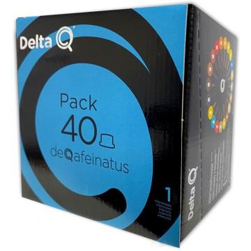 Descafeinado Delta 40 Capsulas Intensidad 1