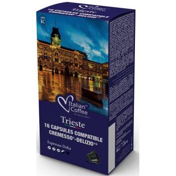 Descafeinado Cremesso® 16 Capsulas Compatibles