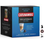 Catunambu Dolce Gusto®* Café con Leche Descafeinado 16 ud