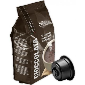 Caffitaly Chocolate 12 Capsulas