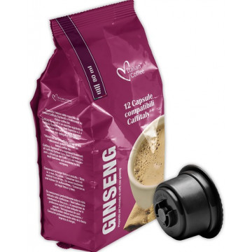 Caffitaly®* Cafe Con Ginseng 12 Ud