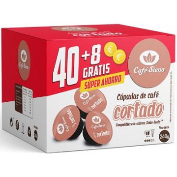 OFERTA Origen Dolce Gusto Cortado 48 Cafés