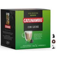 Catunambu Café con Leche Compatible 16 ud
