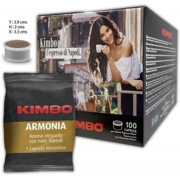 100 Capsulas Kimbo Armonia Fap 39