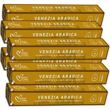 Café Arabica 100 Capsulas Aluminio Nespresso