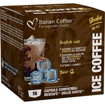 Cafe Helado Dolce Gusto 16 Cápsulas Ice Coffee