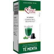 10 Cápsulas de Te Menta Nespresso Compatibles