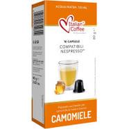 10 Cápsulas Manzanilla Naranja Nespresso