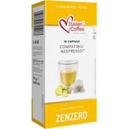10 Cápsulas de Jengibre Limon Nespresso