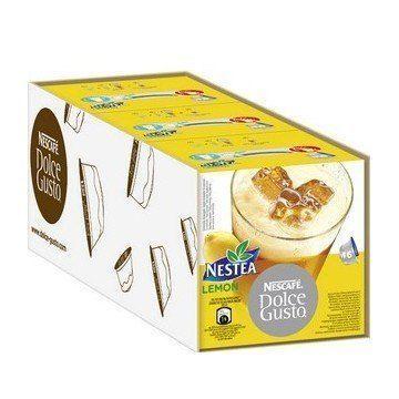 Dolce Gusto Nestea Lemon 3 Packs 4.4 Ud
