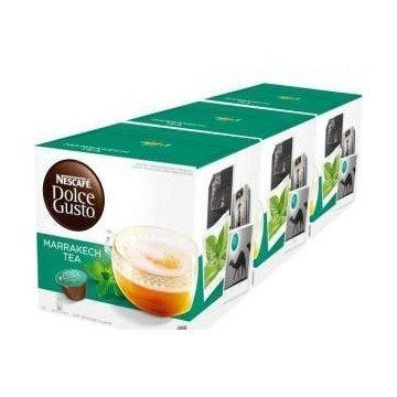 Dolce Gusto Marrakesh Style Tea 48 Capsulas