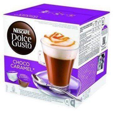 Nescafe Dolce Gusto Choco Caramel 16 Ud