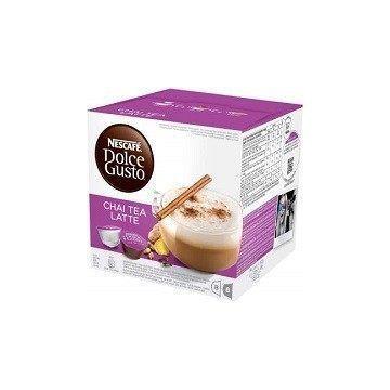 Nescafe Dolce Gusto Chai Tea Latte 16 Ud