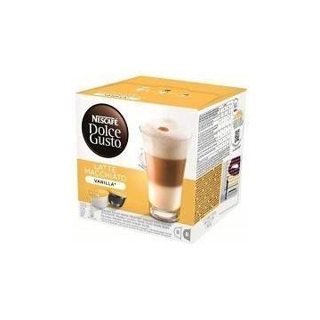 Nescafe Dolce Gusto Latte Macchiato Vanilla 16 Ud