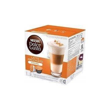 Nescafe Dolce Gusto Latte Macchiato Caramel 16 Ud