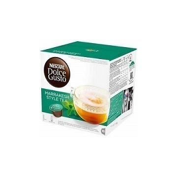 Nescafe Dolce Gusto Marrakesh Style Tea 16 ud