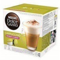 CAPSULAS DOLCE GUSTO CAPPUCCINO LIGHT 16 UD