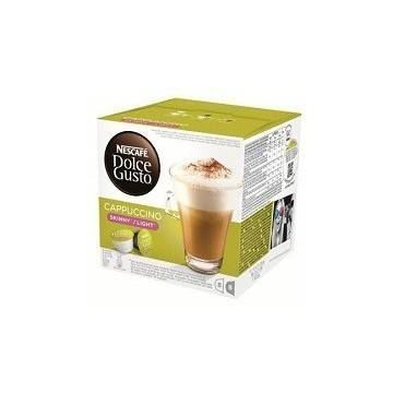Nescafe Dolce Gusto Cappuccino Light 16 Ud