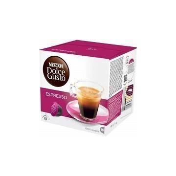 Nescafe Dolce Gusto Espresso 16 Ud