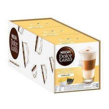 Dolce Gusto Macchiato Vanilla 3 Packs 4,4 Ud