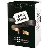 COMPATIBLES CARTE NOIRE ROMANTIQUE 10 UD