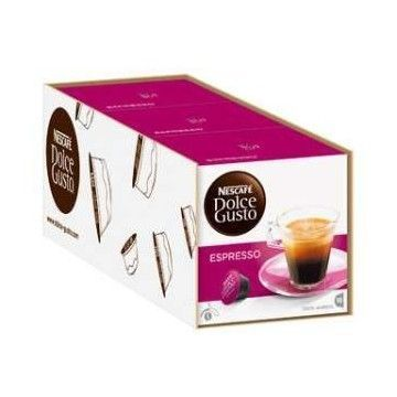 Dolce Gusto Espresso 3 Packs 4,4 Ud