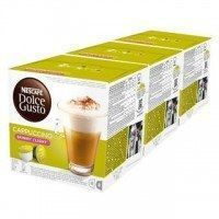 DOLCE GUSTO CAPPUCCINO LIGHT 3 PACKS 4,30 UD