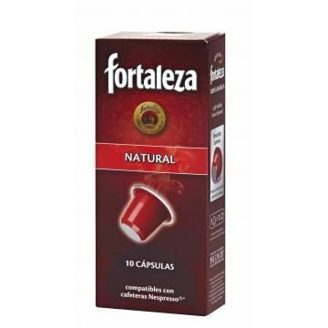 Compatibles Fortaleza Natural 10 ud