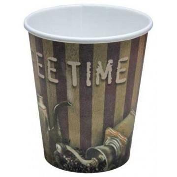 Vaso de Cartón Para Café 240 ml