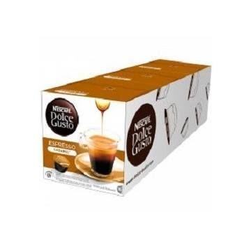 Dolce Gusto Espresso Caramel 3 Packs 4.4 Ud