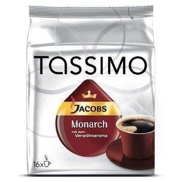 Tassimo Jacobs Monarch 16 Td