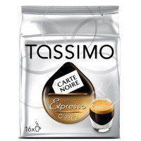 TASSIMO CAFE ESPRESSO CLASSIC 16 Td