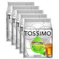 TASSIMO TWININGS TE VERDE 80 T DISCS