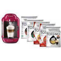 Cafetera Tassimo Vivy + Pack Degustación