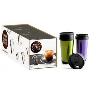 Dolce Gusto Intenso 3 Packs+1 Vaso Reutilizable