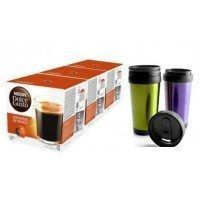 DOLCE GUSTO GRANDE INTENSO 3 PACKS+1 VASO REUTILIZABLE
