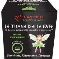 Compatibles Nespresso®* Té Verde 10 Ud